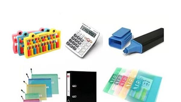 哪些塑料文具可以用超声波焊接