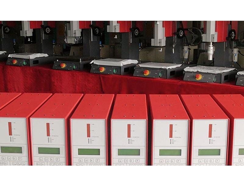灵高焊接机焊接