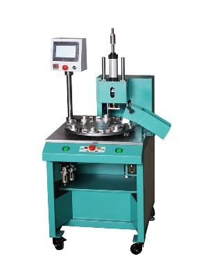 灵科自动转盘热焊机