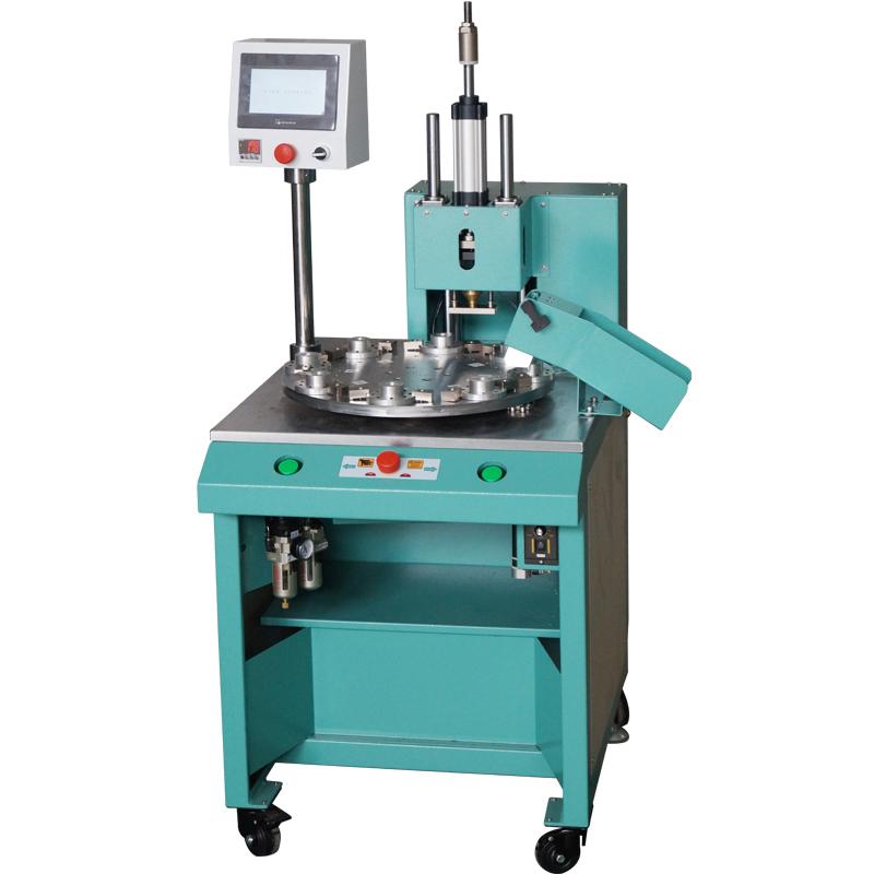 自动转盘热焊机