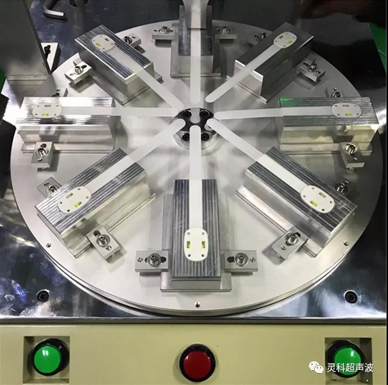 超声波转盘焊接机工位设计