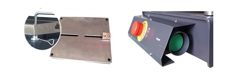 灵高超声波塑焊机细节