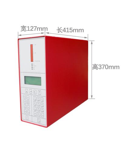 灵高超声波塑焊机电箱