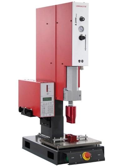 K3000 Easy灵高超声波塑焊机