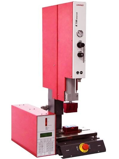 灵高超声波塑焊机K745 Advanced