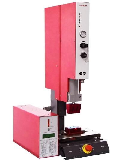K745 Standard灵高超声波塑焊机