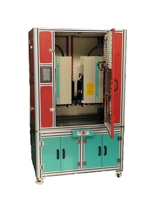 灵科超声波双头焊接机