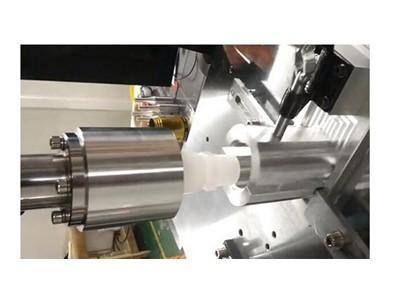 旋转摩擦焊接机焊接示例