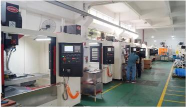 灵科超声波CNC加工设备