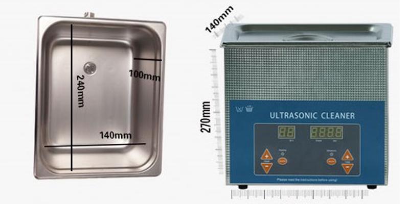 灵科超声波清洗机10L1002