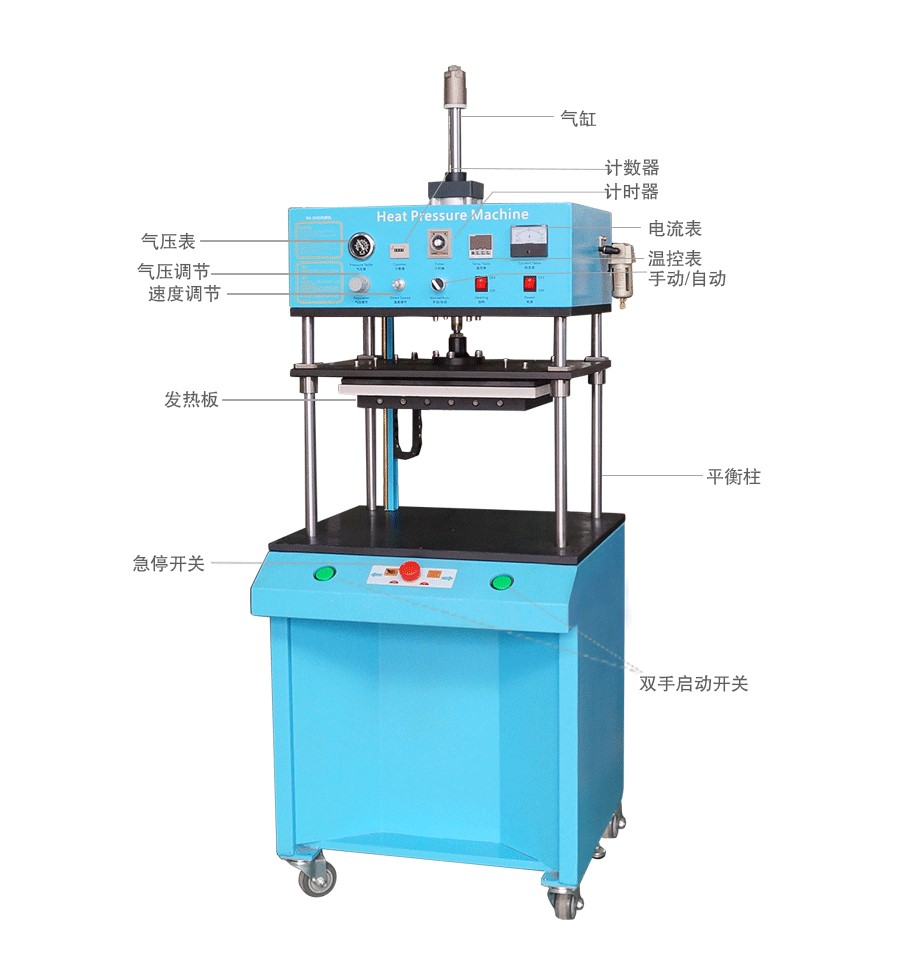 灵科超声波热焊机3000W
