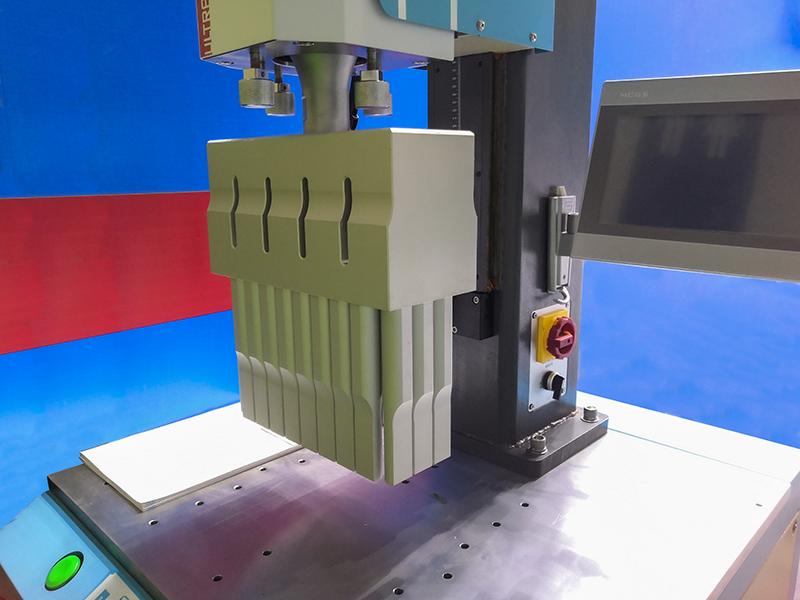 超声波焊接机的子母焊头