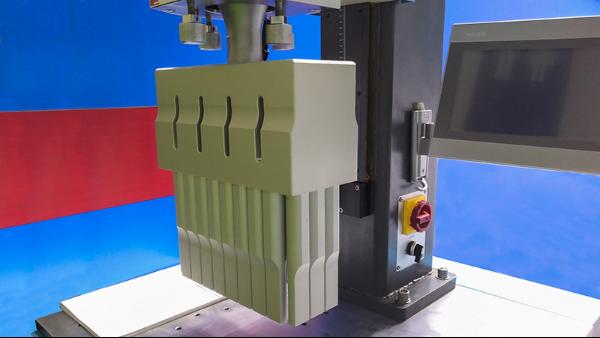 关于江门超声波焊接机中的超声波子母焊头