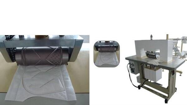 揭秘超声波口罩焊接机