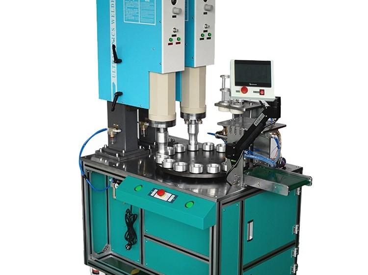 灵科转盘式超声波焊接机有哪些功能?