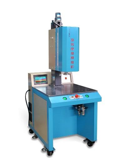 灵科2000W定位旋转摩擦焊接机