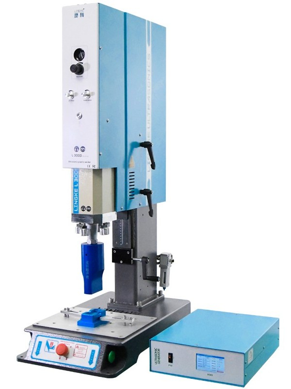 灵科超声波焊接机L3000 Advanced数字化