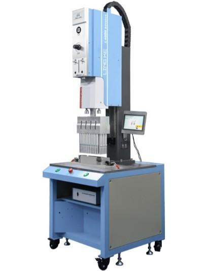 灵科超声波焊接机L4000 Advanced落地款小电箱
