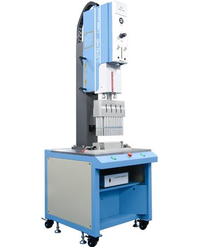 L4000 Advanced灵科超声波塑焊机(滑轨款)