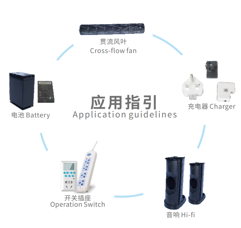 L3000 High End灵科超声波塑焊机(标准型)应用