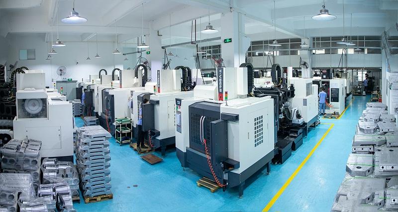 灵科超声波-CNC加工中心