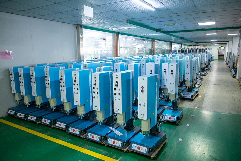 灵科超声波塑焊机整机库存