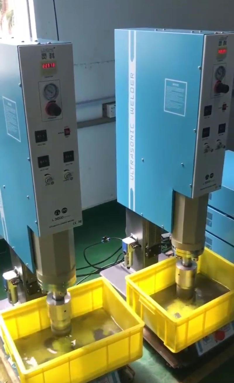 超声波塑焊机老化检测
