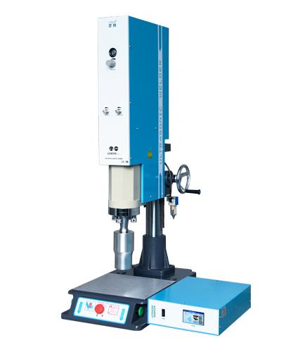 灵科超声波焊接机自动追频圆立柱
