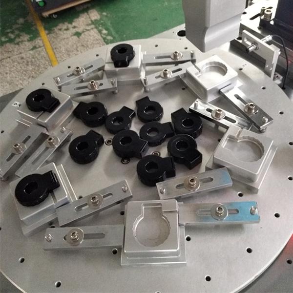 灵科超声波自动转盘机机台
