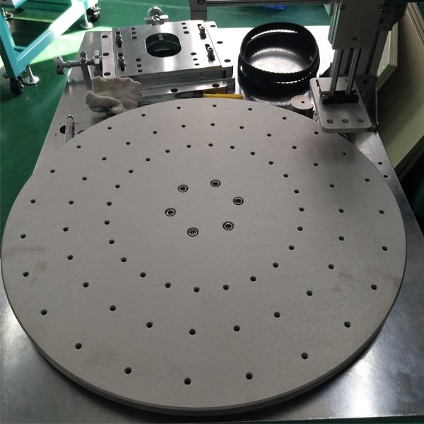 灵科超声波自动转盘机转盘