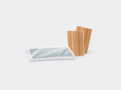 敷料和绷带