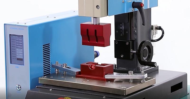 灵科超声波焊接机