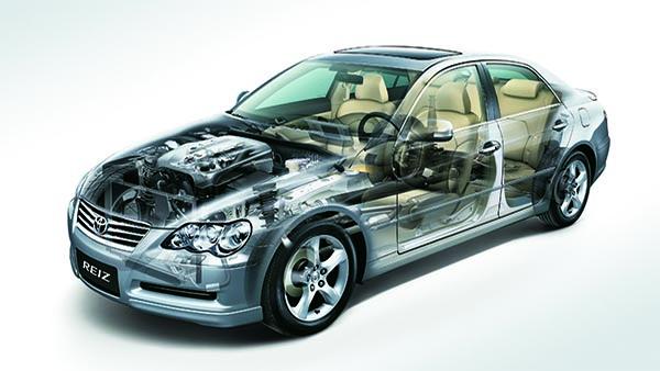 超声波塑焊在汽车行业中的应用