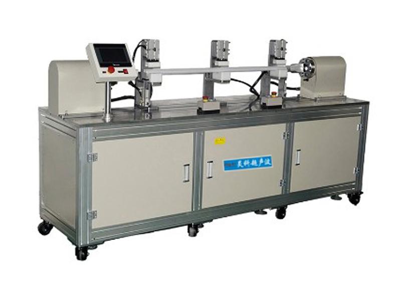 灵科超声波非标led管焊接机