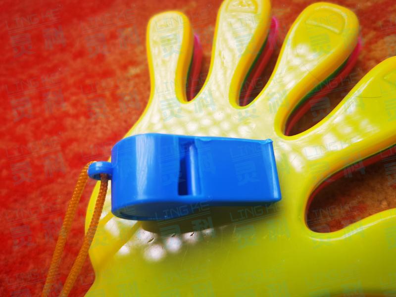 灵科超声波焊接口哨样品