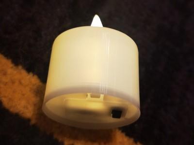 灵科超声波焊接装饰灯样品