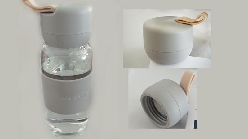 灵科水杯盖子超声波焊接