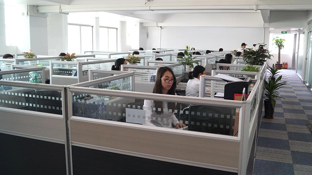 灵科超声波办公室
