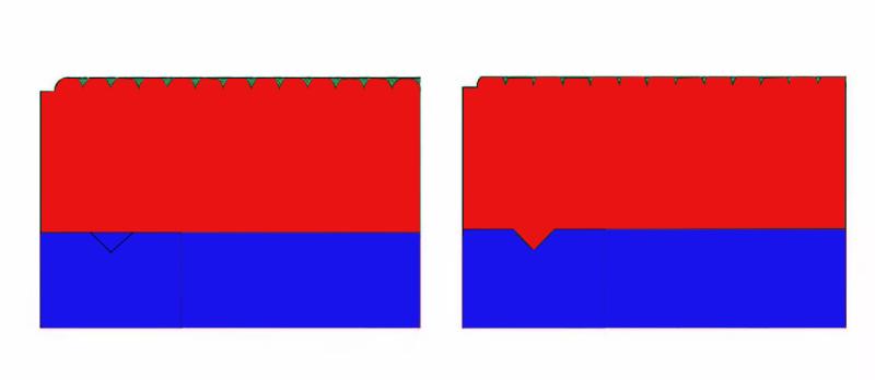 超声波焊接常见的失效问题 纹理损伤