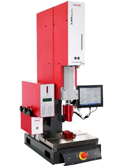 K3000 High End灵高超声波塑焊机