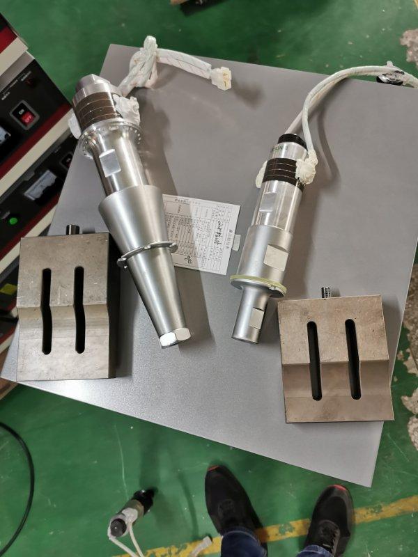超声波焊口罩设备